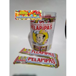PELAPIPAS PIPAS PELADAS CHURRUCA 20.UNID