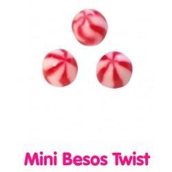 BESOS TWIST FRESA 250U