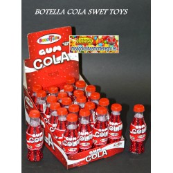 BOTELLAS GUM CHICLES COLA 24U
