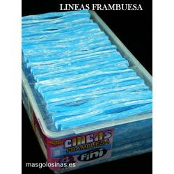 LINEAS FRAMBUESA 200U FINI