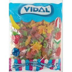 Arañas pica Vidal 250 unidades.1.600kl aprox