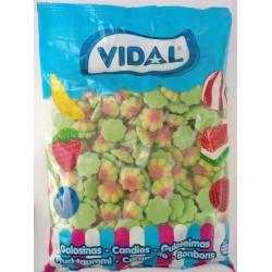 Volcanes acidos gominola Vidal 250 unid. 1,6 kl aprox