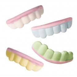 Dentaduras colores Vidal 250 unid. 1,6kl aprox
