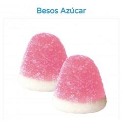 Besos Fresa Nata gominola Vidal 250Unid.1,6kl aprox
