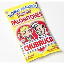 MAIZ PARA MICROONDAS PALOMITAS CHURRUCA 16.U