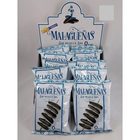 PIPAS MALAGUEÑAS (SIN SAL) 10U