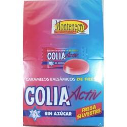 GOLIA BALSAMICOS FRESA 200U