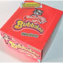 BUBBALOO STRAW BERRY 60U